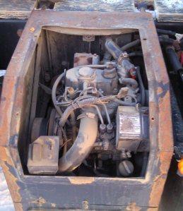 Generator in Big RIg