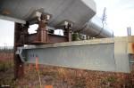 Graffiti on the Trans-Alaska Pipeline