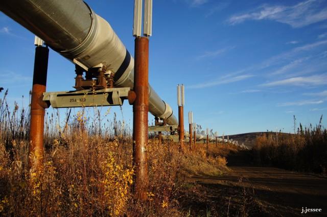 Trans-Alaska Pipeline, Dalton Highway Alaska