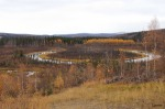 Oxbow Lake, Dalton Highway Alaska
