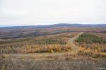 Trans-Alaska Pipeline along the Dalton Highway Alaska