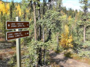 Chena Hot Springs Trail