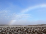 Mist Rainbow fading away