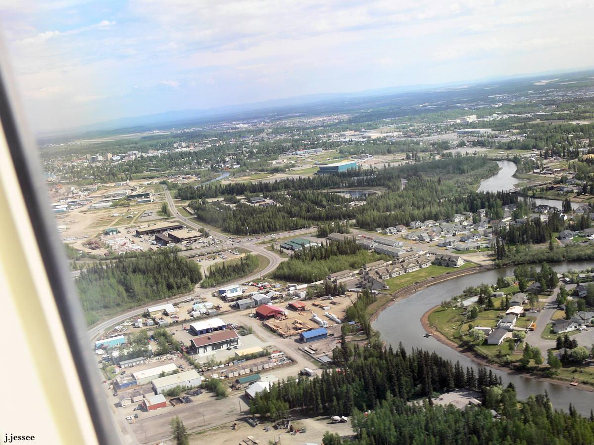Car Dealerships In Fairbanks >> A raven's eye tour of Fairbanks « The Jack Jessee Blog