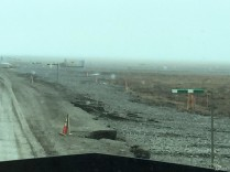 Dalton Highway road construction