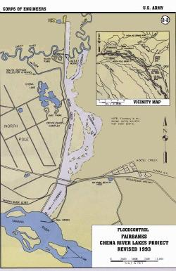 Another map, also from the US Army Corps of Engineers website. It shows a more realistic perspective of the whole setup.