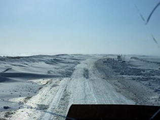 Dalton Highway, needing a plow - The Jack Jessee Blog
