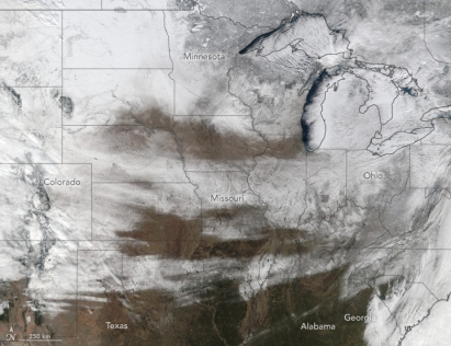Image from NASA Earth Observatory website