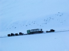 Heavy Haul, Dalton Highway 2006