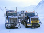2006 Heavy Haul load on Atigun Pass