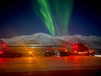 Aurora photo taken by John Slater